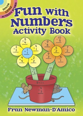 Dover Fun With Numbers Activity Book