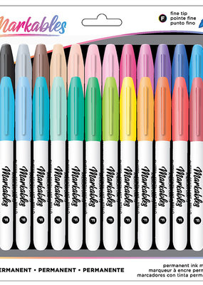 American Crafts Markables Permanent Marker 24 Pack