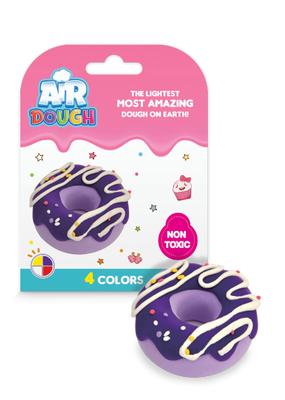 Mini Air Dough Pack Donut