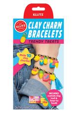 Klutz Clay Charm Bracelets Trendy Treats Mini Kit