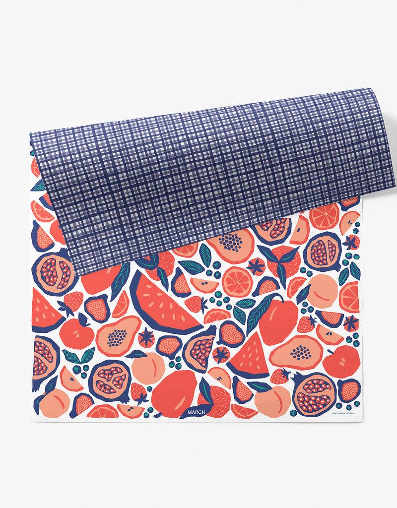 march Wrap Sheet  Picnic