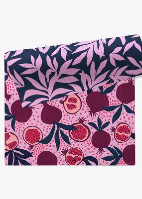 march Wrap Sheet Winter Ruby