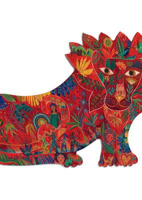 DJECO Puzz' Art Puzzle  Lion