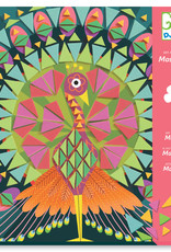 DJECO Grand Mosaics Kit Coco