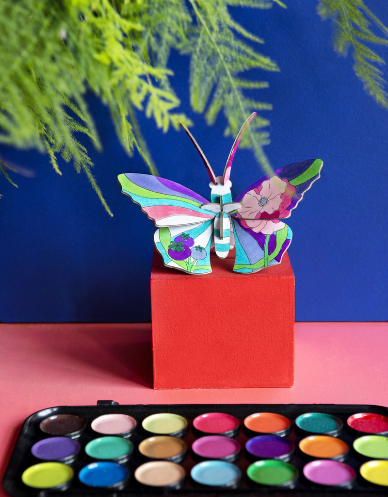 Studio Roof DIY Insects Butterfly