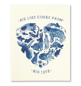 Compendium Inc. Card Big Loss Comes From Big Love