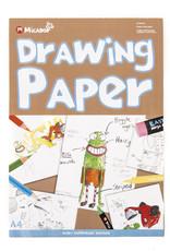 Micador Drawing Paper Pad A4