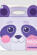 Ooly Carry Along Sketchbook Panda