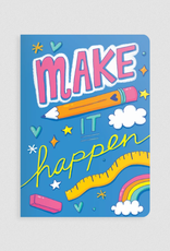Ooly Jot It Notebook Make It  Happen