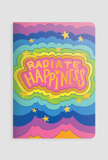Ooly Jot It Notebook Radiate Happiness