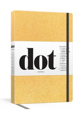 Dot Journal Gold