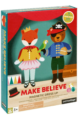 Petit Collage Make Believe Magnetic Dress Up Play Set