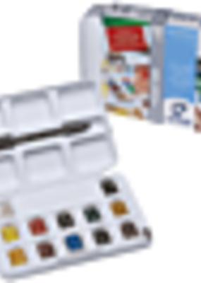 Art Alternatives Watercolor Pocket Box Palette Set