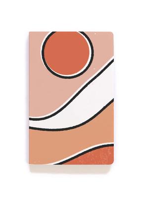 Denik Flat Lay Notebook Pleasant