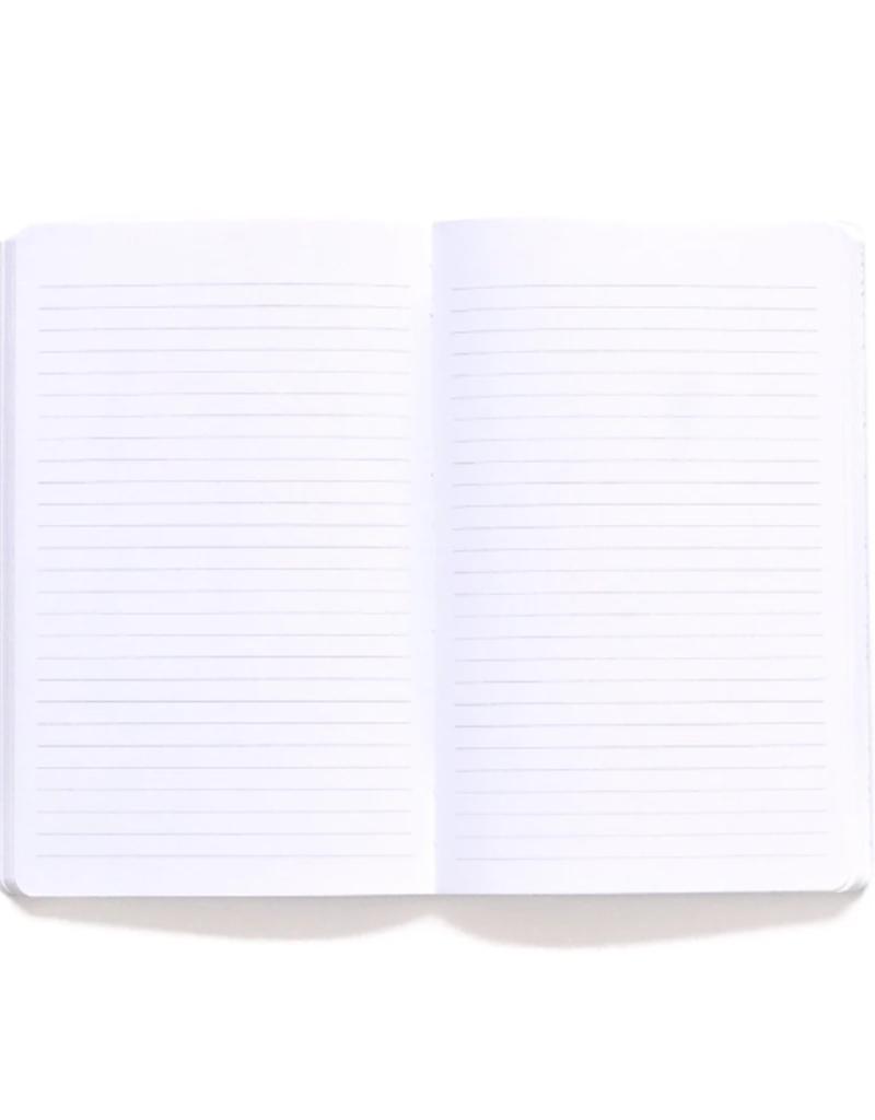 Denik Classic Layflat Notebook Just Keep Growing