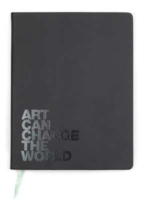 Denik Sketchbook Art Can Change The World