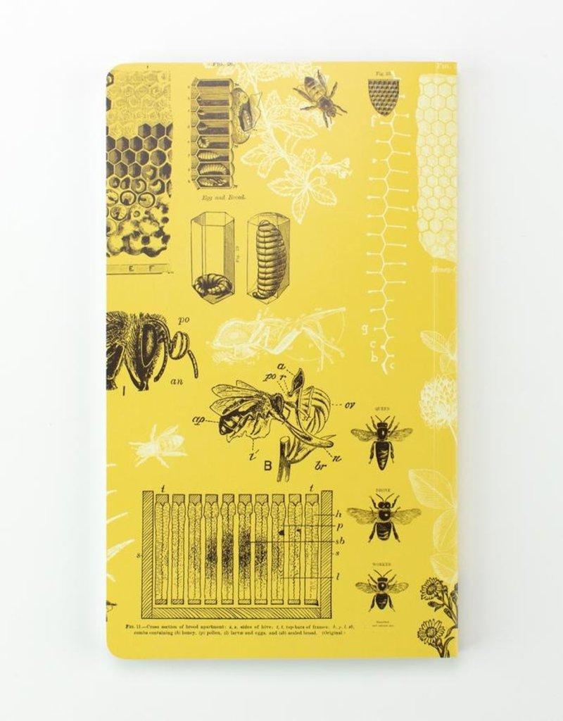 Cognitive Surplus Undated Planner Honey Bee