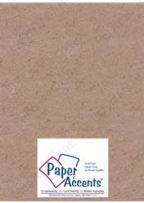 Paper Accents Chipboard 8.5 x 11 Heavy Weight 52 Point Natural