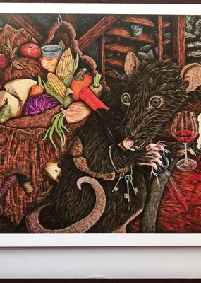 Kathleen Powers Card The Celler Thief