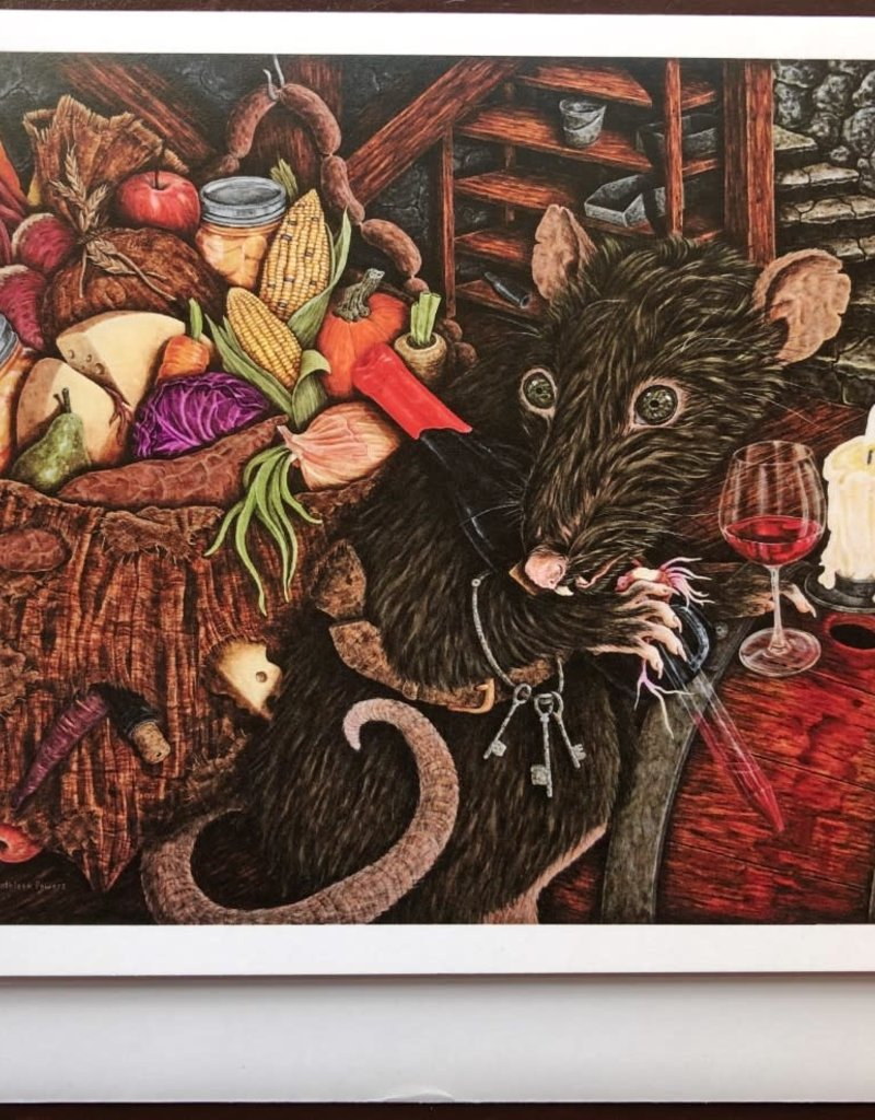 Kathleen Powers Card The Cellar Thief