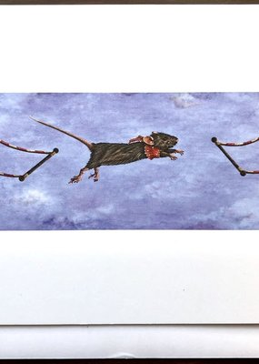 Kathleen Powers Card The Aerialist