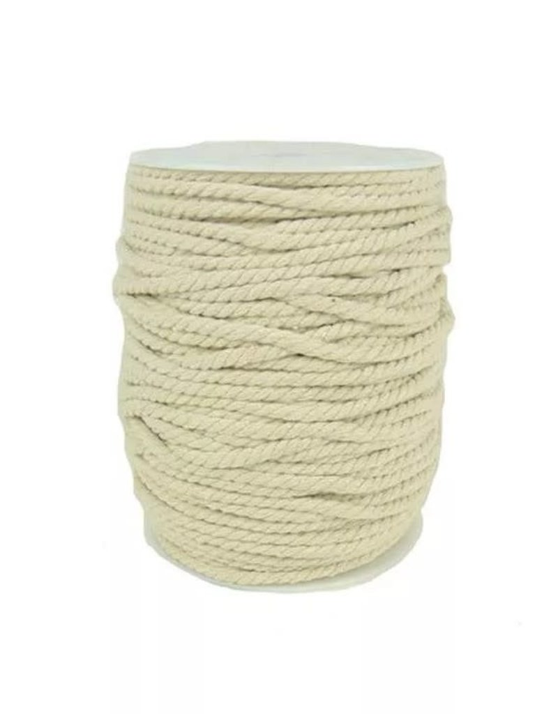 Touch of Nature 5 Ply Natural Cotton Cording 5mm 100M