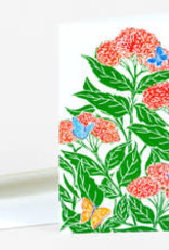 Mimi Williams Card Spring Azure
