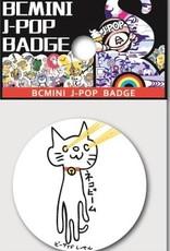 J-Pop Badge