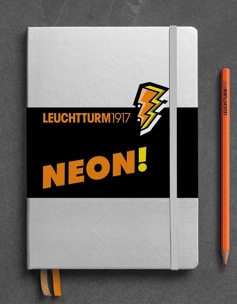 Leuchtturm Leuchtturm Neon Medium Hardcover Dotted
