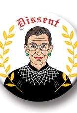 The Found Sticker RBG Dissent