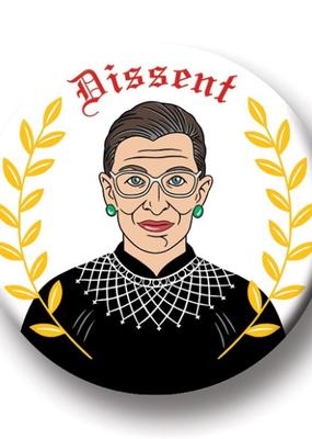 The Found Sticker RGB Dissent