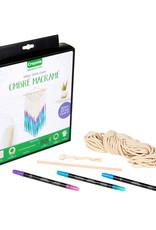 Crayola Ombre Macrame Kit