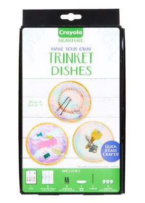 Crayola Trinket Dish Kit
