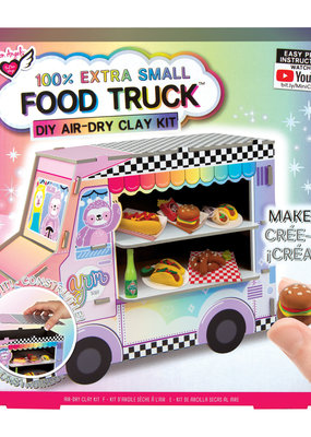 Fashion Angels Mini Clay Kit Food Truck
