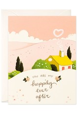 joo joo paper Card Happily Ever After