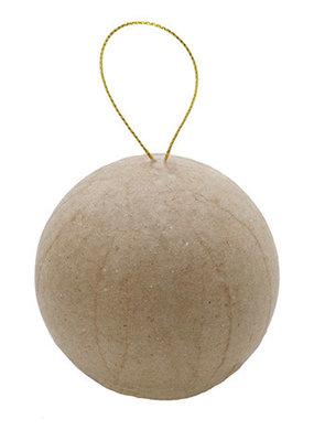 Darice Paper Mache Ball 2.5 Inch