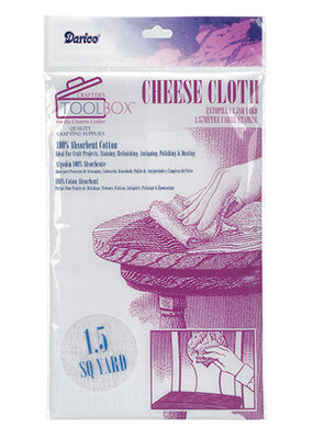 Darice Cheese Cloth 1.5 Square Yards