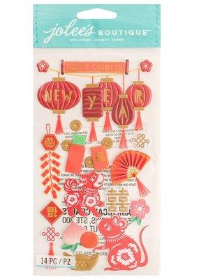 Chinese New Year Embellishments