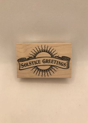 Leavenworth Jackson Stamp Solstice Greetings