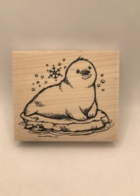 collage Stamp Seal