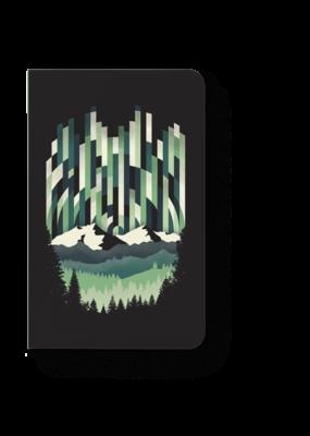 Denik Classic Layflat Notebook A Sheer Winter Dream