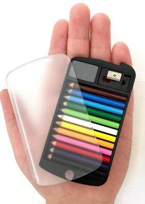 Mini Colored Pencil Set in Case