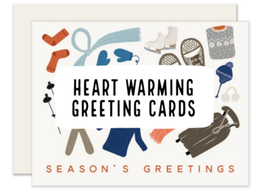 Heart Warming Greeting Cards