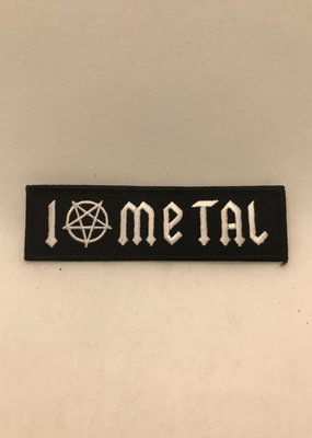 C & D Visionary Patch Metal
