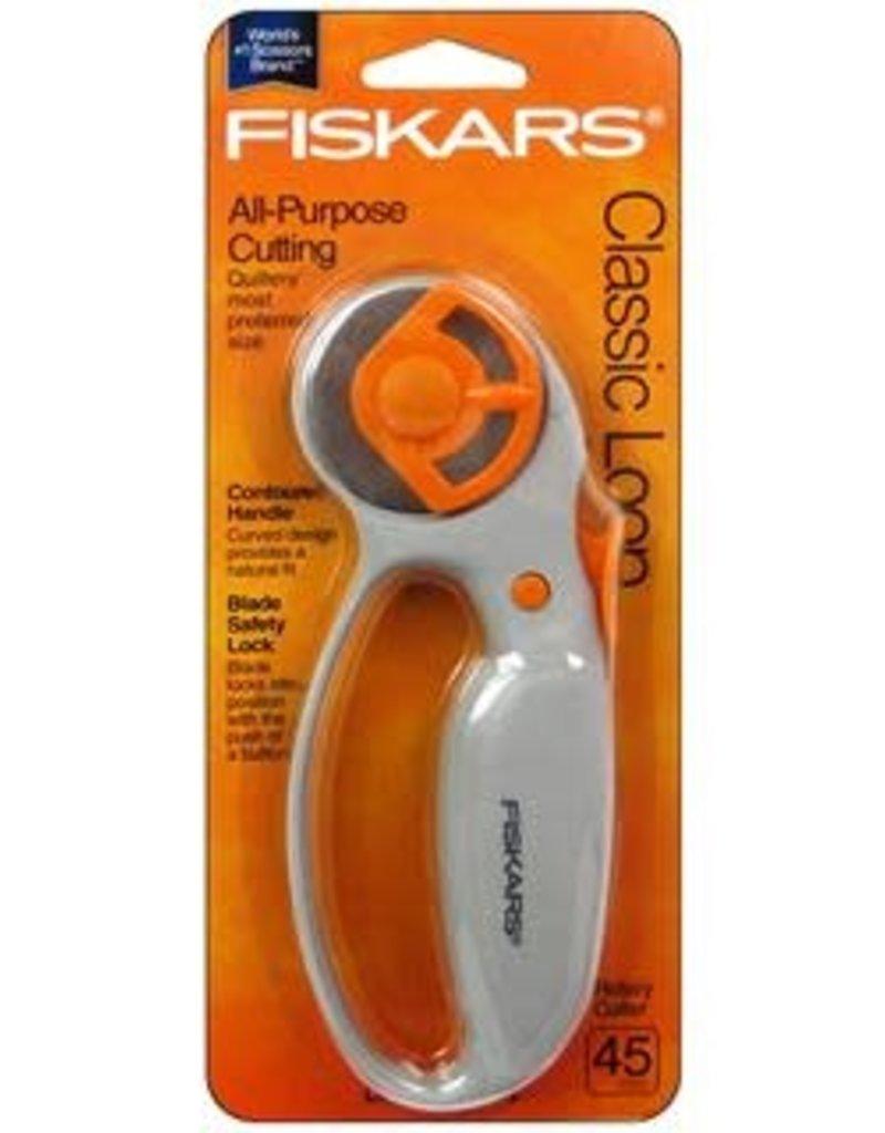 Fiskars Fiskars Classic Loop Rotary Cutter 45mm