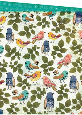 Vicki Boutin 12 x 12 Decorative Paper Songbird