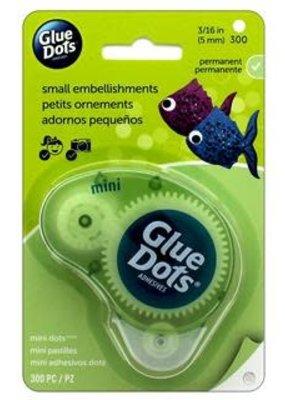 Glue Dots International Glue Dots Dispenser 300 Count