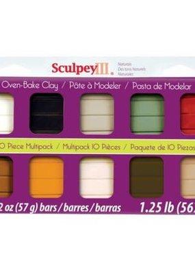 Sculpey Sculpey Multi-Pack Naturals
