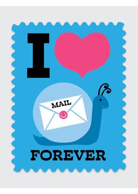 Rock Scissor Paper Sticker I Heart Snail Mail