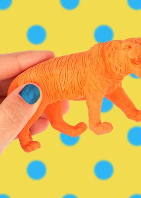Ooly Eraser  Tiger